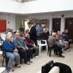 Slujba de Ziua Internationala a Persoanelor cu Dizabilitati Organizata la Mosia Bunicilor